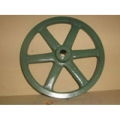 hercus 9 drive pulley--part No.M23