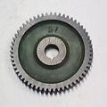 New hercus 57 tooth change gear--part No.5H857