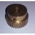 NEW Hercus 9 or 260 lathe imperial thread chasing dial worm gear--part No.amh5H945