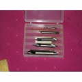 5 piece centre drill set
