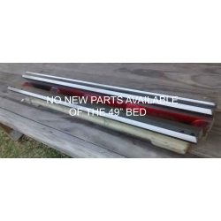 Hercus 9 extended 49 inch lathe bed----Part No.911