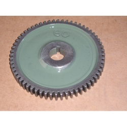 hercus 60 tooth change gear--part No.5H860