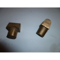 bronze casting- crosslide spindle nut