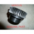 hercus 9 apron worm gear--part No.407
