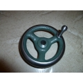 NEW hercus tailstock handwheel--part No.amh4