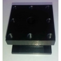 New Hercus 9 lathe 4-way toolpost block--part No.amh4W9