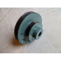 used Hercus 260 motor pulley 3/4 bore---part No.5H258