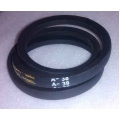 NEW hercus 9 motor A38 v belt, standard speed P pattern drive--part No.M141