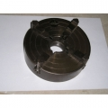 "burnerd 6"" 4 jaw independant lathe chuck"