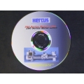 GENUINE HERCUS DVD ON HOW TO OPERATE AND MAINTAIN YOUR HERCUS 260 LATHE--part No.DVD-06