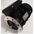 NEW .37KW single phase Flange mounted electric  motor-- 4 pole reversable for O mill