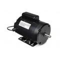 NEW .55KW single phase electric motor---4 pole reversable, B56 frame