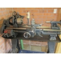 for sale Hercus 9AH lathe with hardened bed